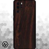 [EXACOAT] Huawei P30 Pro 3M Skin / Garskin - Wood Mahogany