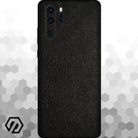 [EXACOAT] Huawei P30 Pro 3M Skin / Garskin - Leather Black