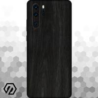 [EXACOAT] Huawei P30 Pro 3M Skin / Garskin - Wood Ebony