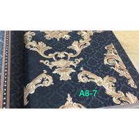 Wallpaper Dinding Motif Klasik Premium Cs