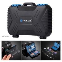 Tas Kotak Penyimpanan Memory Card Waterproof - PU5002