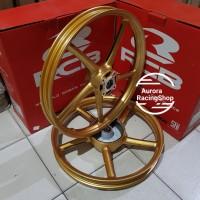 Velg Racing RCB New Jupiter Z1 / Vega ZR - SP 522 Gold