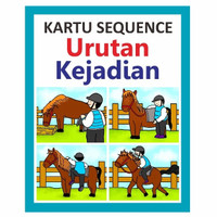 Kartu Sequence - Urutan Kejadian - Flashcard Sequence - Flash Card