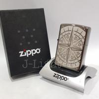 Korek Zippo Original 29232 Mariners Star Black Ice