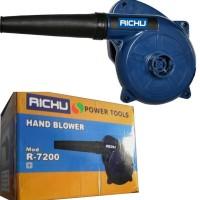 Hand Blower Richu Mesin Blower Tangan / Pembersih Debu/ Dryer Pet/Pc