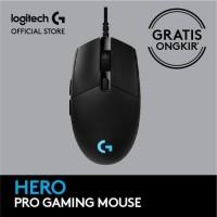 Logitech G Pro / GPro HERO 16K Gaming Mouse Resmi Logitech Indo 2 Th