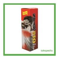STAR BIO OIL - Minyak Herbal Peluruh Batu Ginjal dan Batu Empedu