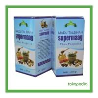 Jual obat maag kronis 100% herbal | madu talbinah supermaag