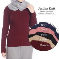 Atasan rajut wanita | jesuka knit |fashion wnaita murah | baju main