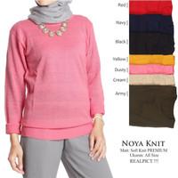 Atasan rajut wanita | noya knit | fashon wanita | baju murah kuliah