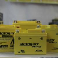 Aki Motobatt Gel MTZ5S Motor Honda Beat/Vario 110/Supra X 125/Revo FI