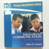 Intercultural Communication / John G.Oetzel