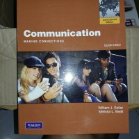 Communication Making Connections 8ed / Seiler