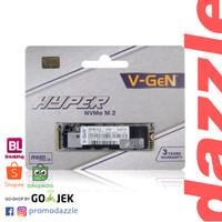 V-Gen SSD 128 GB M.2 NVME hyper series Gen3x4