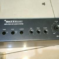 BOX AMPLI ME AP-012
