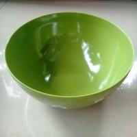 """Mangkok Helm 10"""" Hijau Tua Melamine Food Grade - Golden Dragon W1210"""