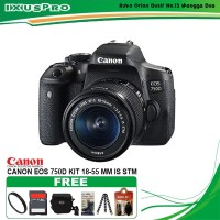CANON EOS 750D Kit (EF-S18-55mm IS STM) /canon eos750d / eos 750 d