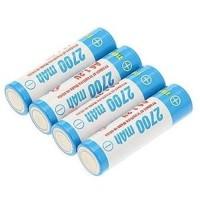 TrustFire Baterai AA Ni-Mh 2700mAh 1.2V 4PCS - TTBT03BL Blue Diskon
