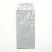 Grey Landscape Envelope