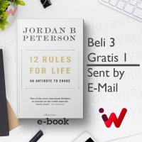 12 Rules for Life: An Antidote to Chaos (by Jordan B. Peterson)