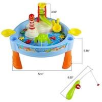 Mainan Anak WATER PARADISE FISHING GAME MAINAN PANCINGAN IKAN