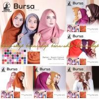 BURSA Umama Jilbab Part 2 Hijab Keudung Scarf Segi Empat SegiEmpat