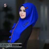 Jilbab Instan Flow Zaina Guci Ori   JGK