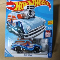 HOT WHEELS SURF AND TURF VW DIECAST