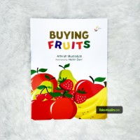 Buku Anak Buying Fruits