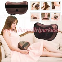 Alat Terapis Capek Car Home Massage Pillow Bantal Pijat Tubuh Di Mobil