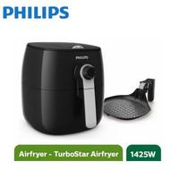 PHILIPS Air fryer HD-9623 Airfryer HD9623 HD 9623 Black