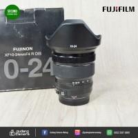 Secondhand - Fujinon Xf 10-24mm F4 R OIS - 01- Gudang Kamera Malang