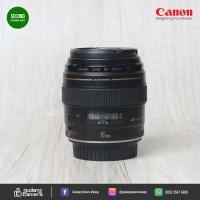 Secondhand - Canon Ef 85mm f1.8 USM - 2666 - Gudang Kamera Malang