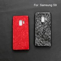 Samsung S9 Shiny Shell Diamond Glass Hard Case