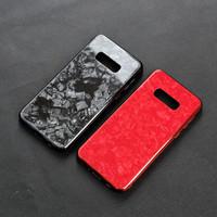 Samsung s10 Shiny Shell Diamond Glass Hard Case