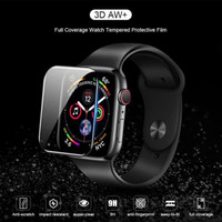 Tempered Glass Apple Watch Series 3 (38mm/42mm) Nillkin (3D AW+)