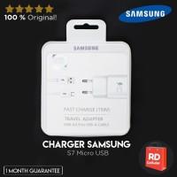 Charger Samsung S6 / S7 Fast Charging 9V Original 100%
