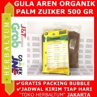 GULA ORGANIK - Gula Aren Bubuk 500 gr - Fiber, Multi Vit, Low GI