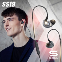 SS19SL High Efficiency Earphones with Bluetooth