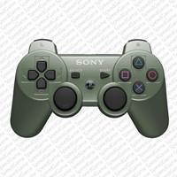 Stik PS3 Wireless Original Sony | Ori Mesin SixAxis | Jungle Green