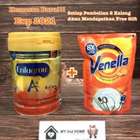 ENFAGROW A+3 900gr Rasa Vanila (1-3th) / ENFAGROW A+ 3 900 gr