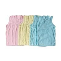 Kaos dalam bayi berwarna / kaos dalam newborn / kaos dalam wrna