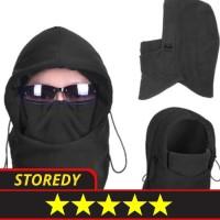 L575 Masker Scarf balaclava multifungsi ninja kupluk Polar 6 in 1 Full