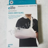 Mesh Arm Sling Ortopedic elife