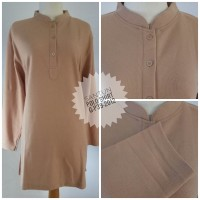 Polo Shirt - Kaos Polo Wanita Lengan Panjang G-P39