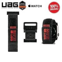 Case Strap Apple Watch 4 44mm - 42mm UAG Active Original - Black