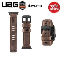 Case Strap Apple Watch 4 40mm - 38mm UAG Leather Original - Brown