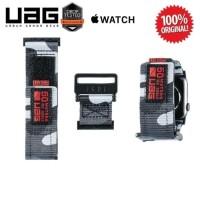 Case Strap Apple Watch 4 44mm - 42mm UAG Active Ori - Midnight Camo