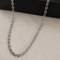 Kalung Stainless Steel Pecah Kopi - Coffee Break Necklace