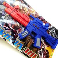 Mainan Senapan Model AK 47 weapon Stranger